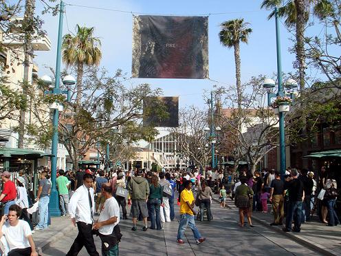 Calle Promenade En Santa Monica California Que Hacer En